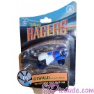 Oswald the Lucky Rabbit Disney Racer Die-Cast Metal Body Race Car 1/64 Scale © Dizdude.com