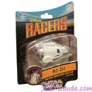 Star Tours Disney Racers R2-D2 Die cast metal body race car 1/64 scale - Disney Star Wars Weekends 2014 © Dizdude.com