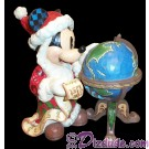 "Disney Traditions ~ St. Mick in ""Old World Santa Mickey"" by Artist Jim Shore © Dizdude.com"
