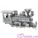 Magic Kingdom Stream Train 3D Metal Model Kit - Disney Exclusive