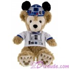 R2-D2 Duffy The Disney Bear Predressed 12 inch Plush Toy © Dizdude.com