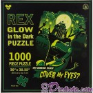 Disney's Rex from Toy Story Glow In The Dark 1000 Piece Jigsaw Puzzle © Dizdude.com