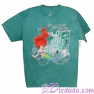 "Disney Princess Ariel ""FOLLOW Your DREAMS Wherever They Lead"" Ladies T-shirt (Tee, Tshirt or T shirt)"