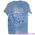 "Disney Princess Cinderella ""Believe In Every Wish"" Ladies T-shirt (Tee, Tshirt or T shirt)"