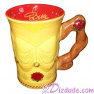 Disney Belle Sculptured Mug - Part of the Disney Princess Mug Collection © Dizdude.com