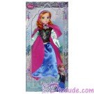 Disney Frozen Anna Doll - Classic Collection - Frozen Summer Fun Event 2014 ~ Walt Disney World exclusive version