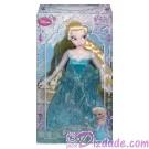 Disney Frozen Elsa Doll - Classic Collection - Frozen Summer Fun Event 2014 ~ Walt Disney World exclusive version