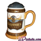 Gaston's Tavern Stein - Disney Worlds Fantasyland  © Dizdude.com