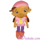 Disney's Izzy The Never Land Pirate 12 inch Plush ~ Disney Magic Kingdom © Dizdude.com