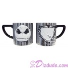 Nightmare Before Christmas Jack Skellington Mug © Dizdude.com