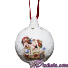 Disney Mickey & Minnie Christmas Tree Ornament © Dizdude.com