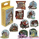 Disney New Fantasyland Mystery Pin Set © Dizdude.com