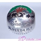 "Disney Pandora ""Animal Kingdom Theme Park"" Sterling Silver Charm"