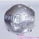 "Disney Pandora ""Walt Disney World"" Sterling Silver Charm with Cubic Zirconias - Disney World Parks Exclusive"