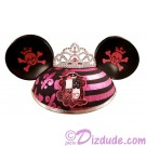Pirate Princess Crown Mickey Ear Hat ~ Disney Magic Kingdom
