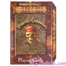 Disney's Pirates of the Caribbean Playing Cards ~ Disney Magic Kingdom © Dizdude.com