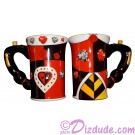 Disney Queen of Hearts Sculptured Mug - Part of the Disney Princess Mug Collection © Dizdude.com