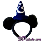 Disney Sorcerers Headband With Mickey Ears © Dizdude.com