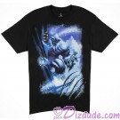 Disney Animal Kingdoms Scary Yeti Adult T-Shirt