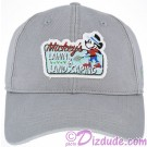 Mickey's Lawn & Landscaping Baseball Hat - Disney Epcot International Flower & Garden Festival 2017 © Dizdude.com