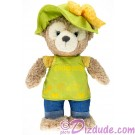 ShellieMay The Disney Bear Predressed 12 inch Plush - Disney Epcot International Flower & Garden Festival 2017 © Dizdude.com