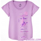 Figment Adult T-shirt (Tee, Tshirt or T shirt) - Disney Epcot International Flower & Garden Festival 2017