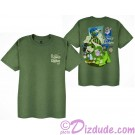 Mickey Mouse Adult T-shirt (Tee, Tshirt or T shirt) - Disney Epcot International Flower & Garden Festival 2017