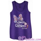 Minnie Adult Tank Top - Disney Epcot International Flower & Garden Festival 2017