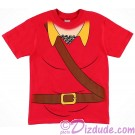Gaston Costume Youth T-shirt (Tshirt, T shirt or Tee) - Disney Magic Kingdom