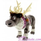Disney Frozen 17 Inch Sven Reindeer Plush - Frozen Summer Fun Event 2014 © Dizdude.com