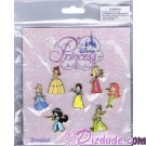 Little Disney Princess Mini Pin Set © Dizdude.com