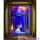 Olszewski Gallery Of Light - Disney ~ Beauty & the Beast in One Wonderous Waltz