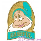 Disney Snow White and the Seven Dwarfs DVD Release - Bashful Pin