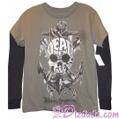 Pirate of The Caribbean Dead Men Tell No Tales Long Sleeved  Youth shirt