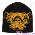 Dead Men Tell No Tales Knitted Beanie Adult Hat ~ Disney's Pirates of the Caribbean © Dizdude.com