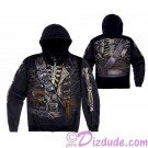 Disney's Pirates of the Caribbean - Pirate Skeleton Adult Hoodie