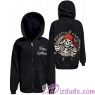 Disney's Pirates of the Caribbean - There Be Squalls Ahead Youth Hoodie (Printed Front & Back)