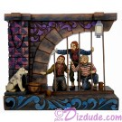 Disney's Pirates of the Caribbean Pirates Jail Scene Figure - Disney Traditions by Artist Jim Shore