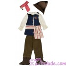 Pirates of the Caribbean Jack Sparrow Youth Pirate Costume ~ Disney Magic Kingdom