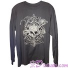 Disney's Pirates of the Caribbean Adult Long Sleeved Shirt