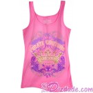 Pirate Couture Crown Adult Tank Top ~ Disney Magic Kingdom