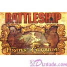 Pirates of the Caribbean BATTLESHIP - Disney Exclusive Theme Park Edition