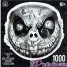 Tim Burton's The Nightmare Before Christmas 1000 Piece Jigsaw Puzzle- Disney Authentic & Original © Dizdude.com