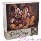 Pluto the Pup 85th Anniversary 1000 Piece Jigsaw Puzzle- Disney Signature Puzzle © Dizdude.com