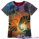 Rivers Of Light Gold Lotus Adult T-Shirt (Tee, Tshirt or T shirt) ~ Disney Animal Kingdom