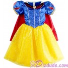 Disney Theme Park Princess Snow White Dress