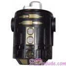 Black & Gold Astromech Droid Body ~ Series 2 from Disney Star Wars Build-A-Droid Factory