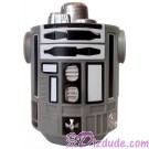 Gray & Black Astromech Droid Body ~ Series 2 from Disney Star Wars Build-A-Droid Factory