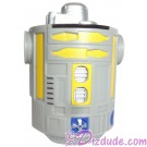 Gray & Yellow Astromech Droid Body ~ Series 2 from Disney Star Wars Build-A-Droid Factory