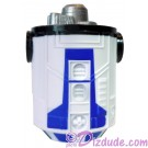 White-Blue & Black Astromech Droid Body ~ Series 2 from Disney Star Wars Build-A-Droid Factory